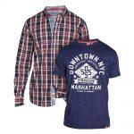 D555 Truman T-Shirt & Shirt Combo