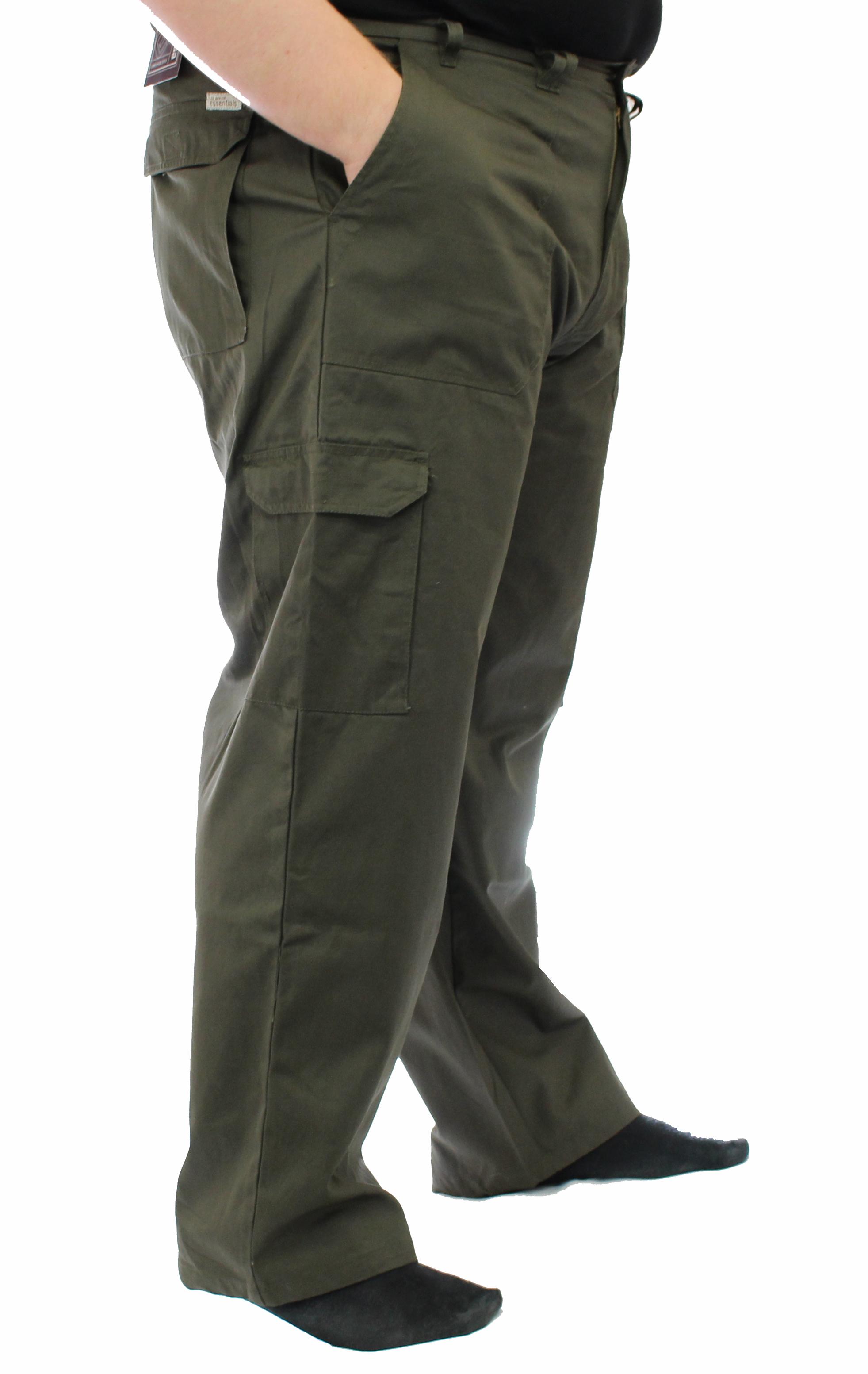 "Oakman Menswear chino trousers Navy blue  42/"" 44/"" 46/"" 48/"" 50/"""