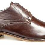 POD Vermont Shoes in Praline Brown|UK10.5