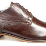 POD Vermont Shoes in Praline Brown|UK11.5