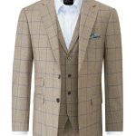 Skopes Bevington Jacket – Brown up to 72 Chest!