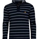 Raging Bull Sweater in Navy Blue stripe|4XL