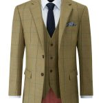 Skopes Mcardle Jacket|Green|40R Chest