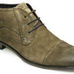 POD Dean Shoes in Praline Brown UK12