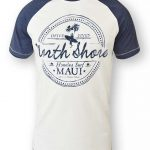 D555 Jayson North Shore T-Shirt – White