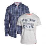 D555 Warwick T-Shirt & Shirt Combo