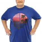 Espionage California Dream – Blue – 4XL